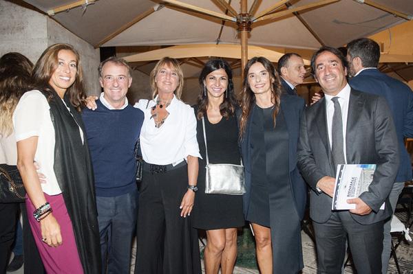 Fabrizio Dani, Daniela Lamentano, Ilaria Giachetti,Andrea Vannucci