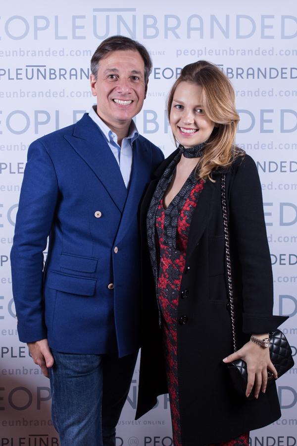 Andrea and Elena Zini