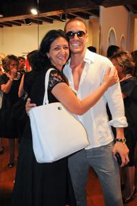 Alessandra Nardelli e Claudio Cortini
