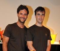 Claudio Di Sante, Emiliano Gori