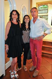 Debora Mari, Barbara Bosia, Riccardo Frandi