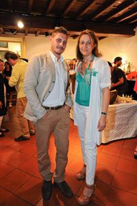Marco Brunori, Maria Pilar Lebole