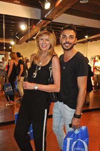 Erica Costa, Marco Capannelli