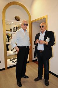 Guglielmo Busignani, Maurizio Sargent