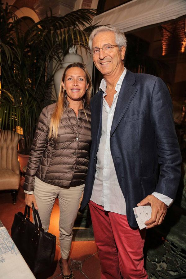 Angelica Becagli e Carlo Fraschetti