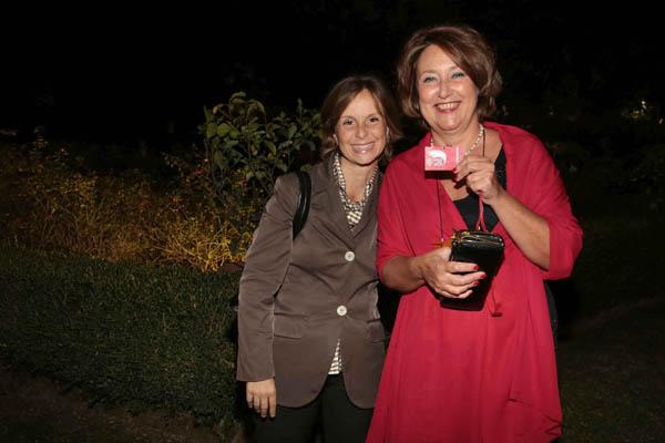 Giulia Di San Giuliano, Alessandra Zecchi