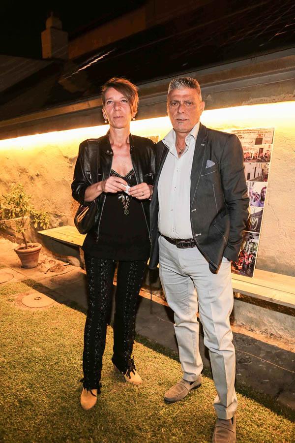 Francesca Magherini, Rossano Bastianelli