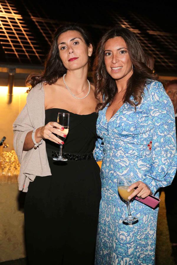 Claudia Di Maio, Serena Mannino