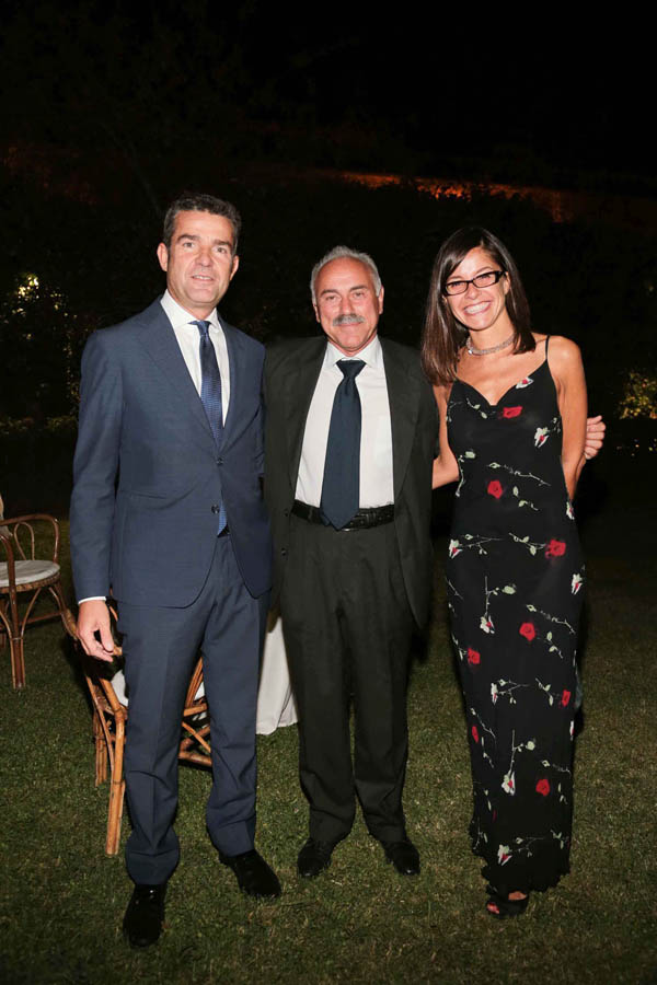 Livio Giannotti, Marco Bassilichi, Francesca Calonaci