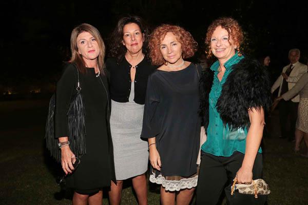 Susanna Benelli, Silvia Frosali, Simona Giorgini e Ilaria De Santi