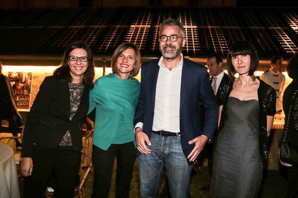 Antonella Faellini, Leonardo Bassilichi, Vanessa Paradisi