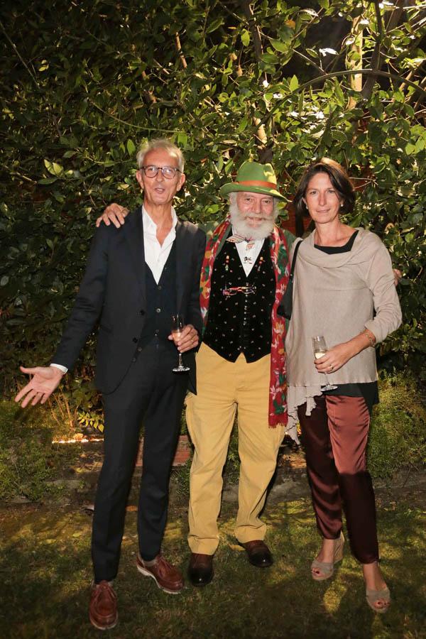 Alessandro Poletto, Wanny Di Filippo, Lucilla De Fabri