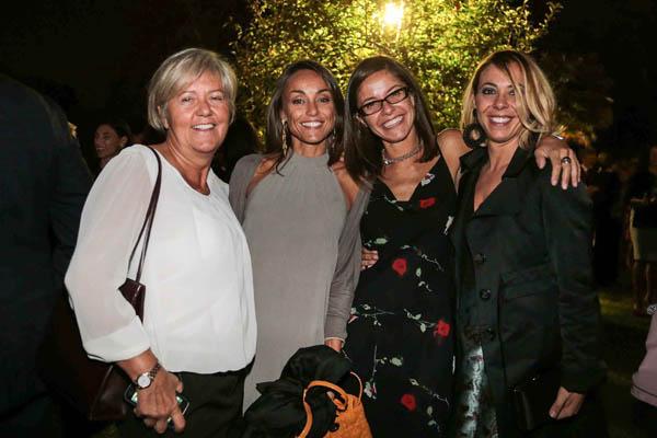 Paola Sighinolfi, Valentina Corsi, Silvia Sordi, Francesca Calonaci
