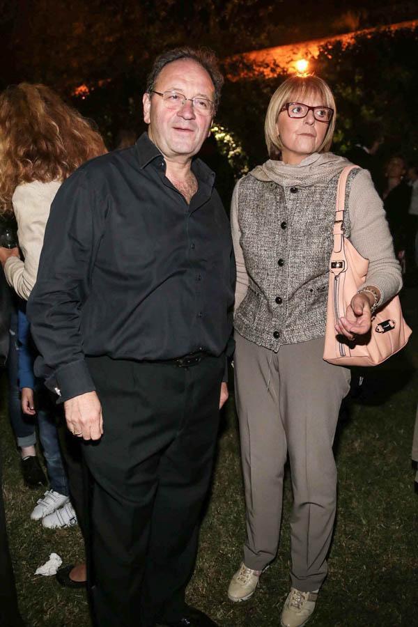 Giuseppe Lanzaetta and Lina Foglia