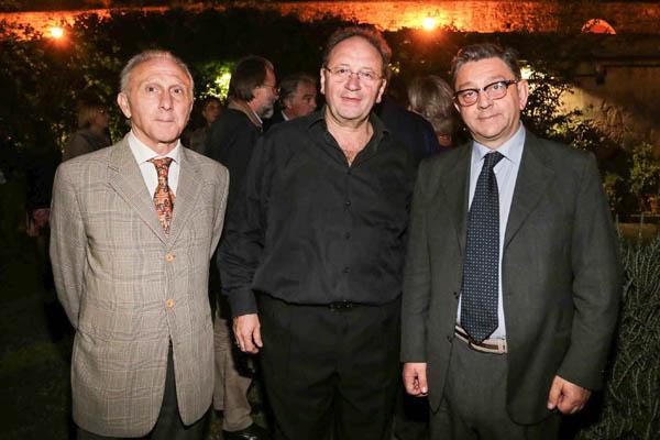 Attilio Naddeo, Giovanni Lenza, Giuseppe Lanzetta