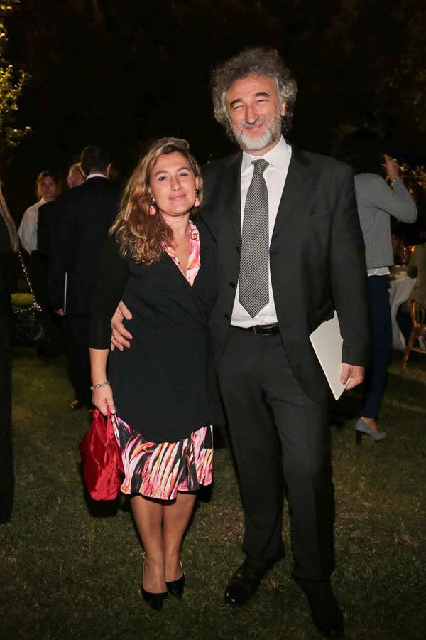 Andreina D'Attolico, Flavio Pavan