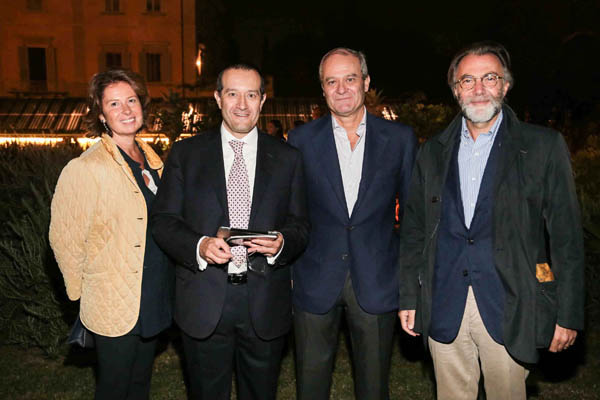 Livia Branca, Niccolò Branca, Jacopo Mazzei, Giorgio Moretti