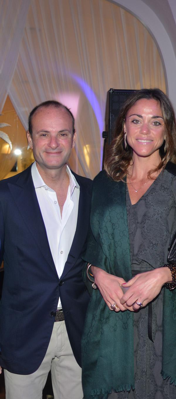Giuseppe Rizzo, Manuela Giaccari