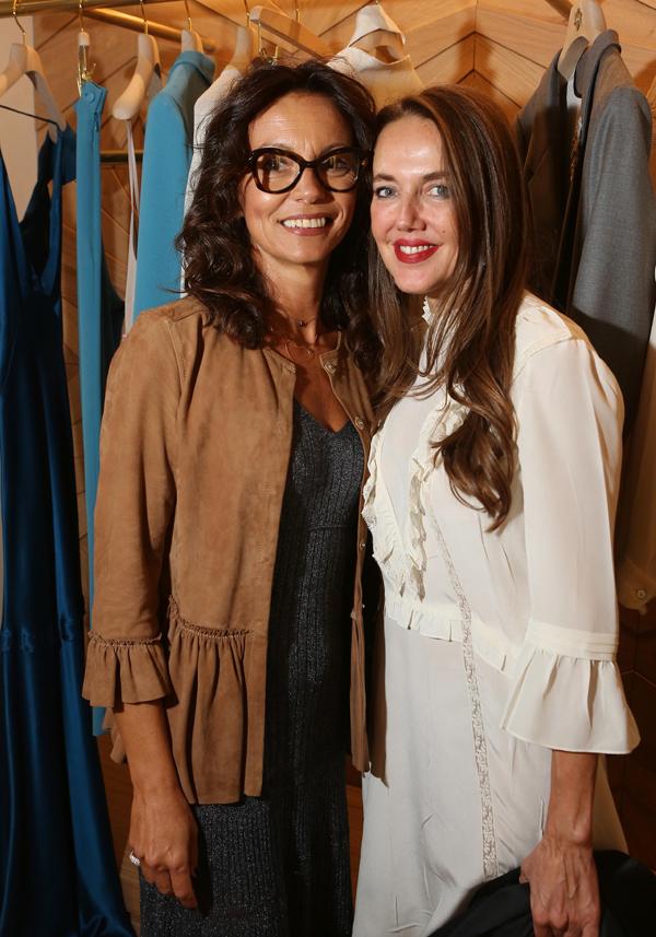 Cristina Bacarelli, Silvia Tozzi