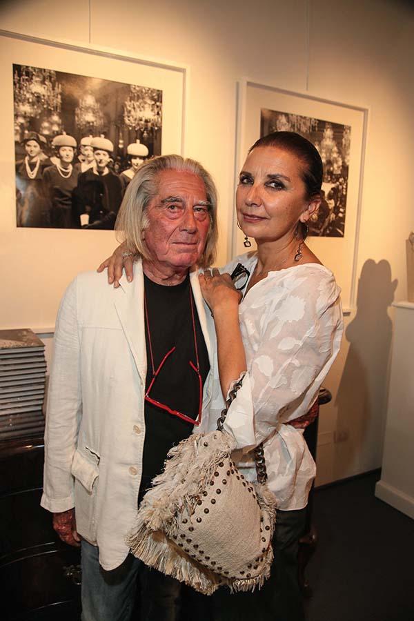 Fabrizio e Carla Plessi