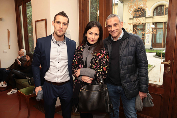 Francesco Cardonati, Emma Lupo, Massimiliano Di Stefano