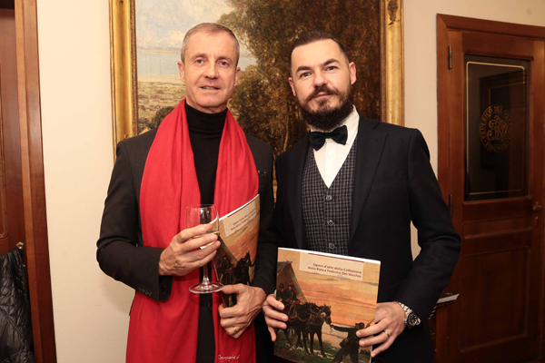 Eugenio Virgillito, Massimo Friani