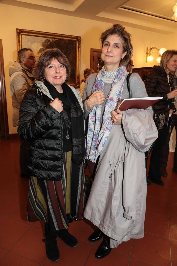 Silvia Giovannini, Rossella Campana