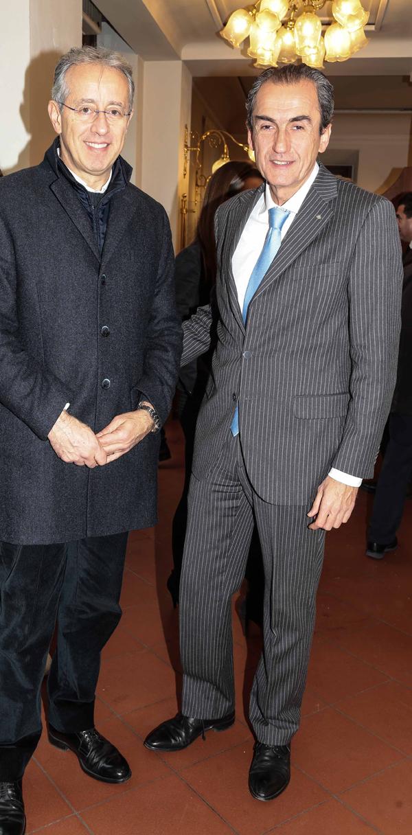 Lorenzo Stanghellini, Aldo Calvan