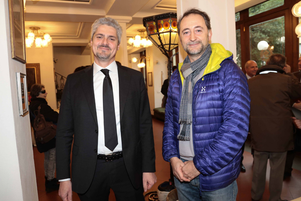 Paolo Manuelli, Lorenzo Norfini