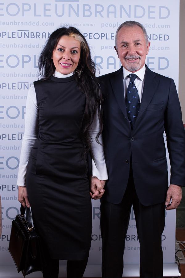 Barbara and Sandro Cosmai