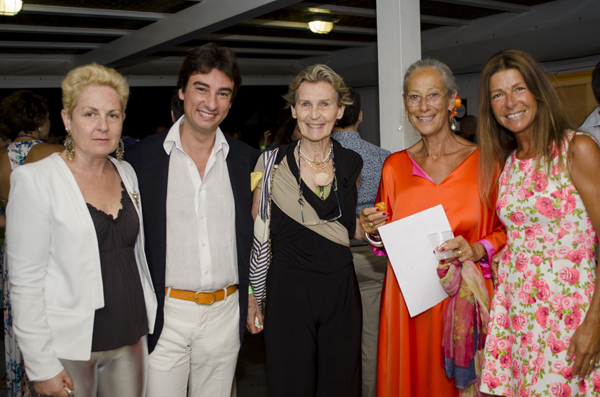 Barbara Orlando, Jacopo Morelli, Ughetta Radice Fossati, Sofia Casini, Roberto Quaglia