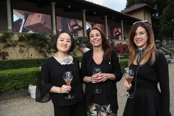 Mari Yoshida, Benedetta Zini, Sofia Pieri