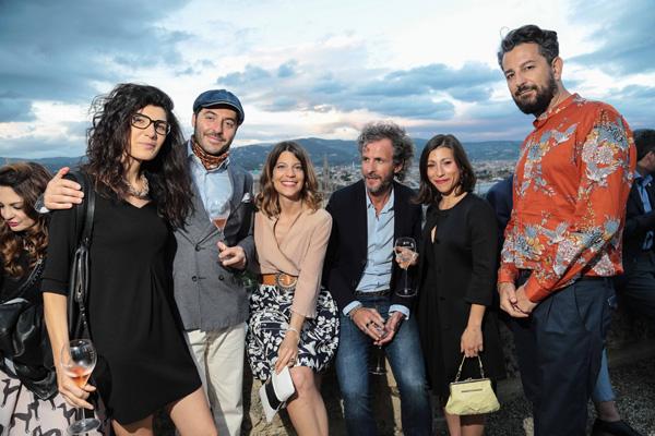 Silvia Voltan, Francesco Visani, Benedetta Zanini, Gabriele Piazza, Valeria Salonia, Alessandro Concarella