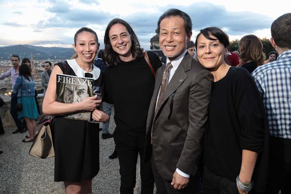 Tomoko Shiraishi, Francesca Cellini, Kenji Kaga, Francesca Querci