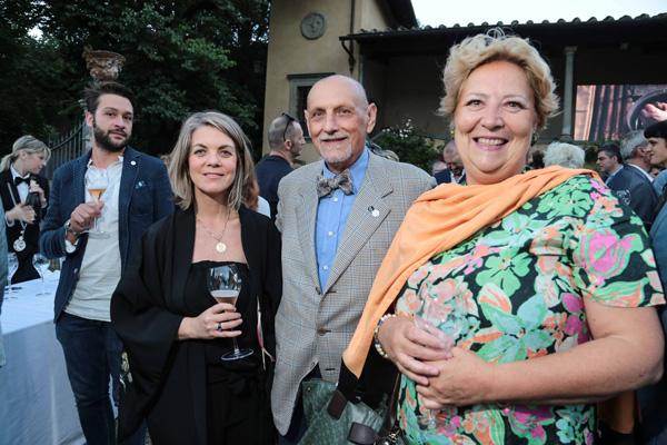 Costanza Manchi, Giampiero Maracchi, Beatrice Cuniberti