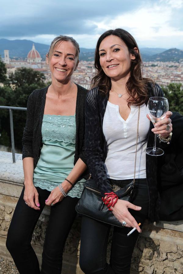 Ornella Zini, Giovanna Focardi