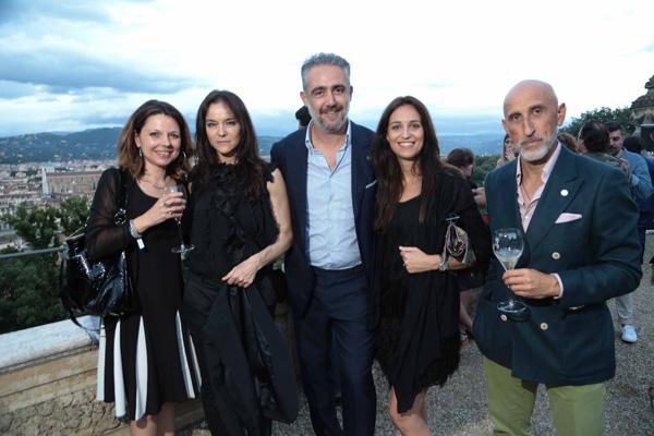 Francesca Tofanari, Marta Sansoni, Matteo Parigi Bini, Sara Gherardi