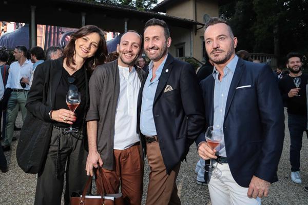 Cristina Billi, Marco Contiello, Stefano Del Corona, Jacopo Baldicchi