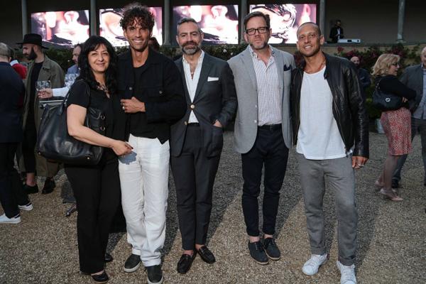 Alessandra Nardelli, Ricardo Perna, Olivier De Molina, Warren Knight, Claudio Cortini