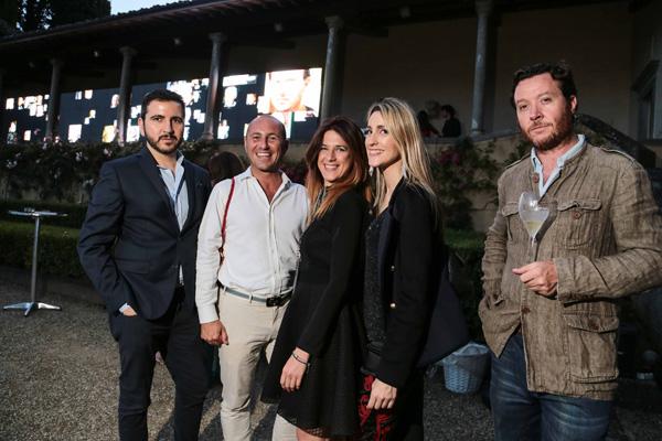 Pier Francesco Virlinzi, Paolo Baccarani, Sofia Pieri, Valentina Della Valle, Michele Casiraghi