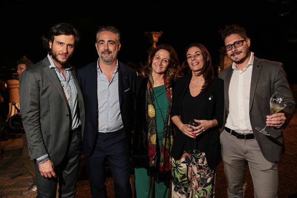 Alex V. Lana, Matteo Parigi Bini, Maria Pilar Lebole, Benedetta Zini, Marco Brunori