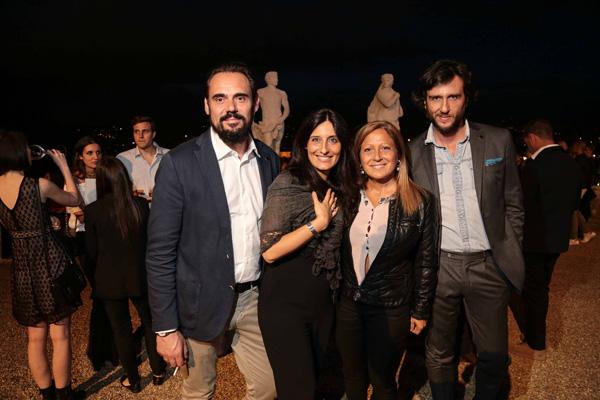 Andrea Olianti, Erica Ghilardi, Patrizia Panaro, Alex V. Lana