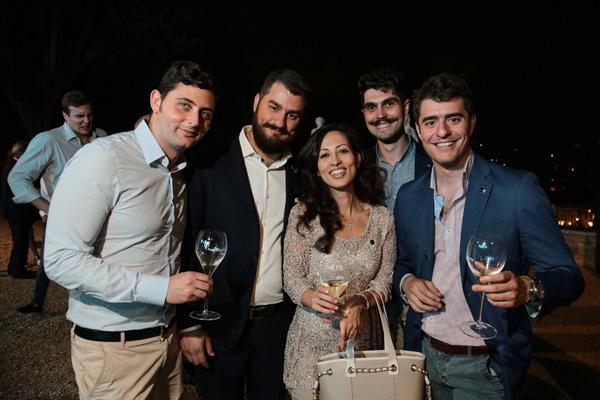 Luca Taddei, Matteo e Luca Parri, Katia Maratea, Giacomo Falorni