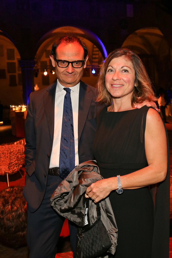 Mario and Sandra Curia