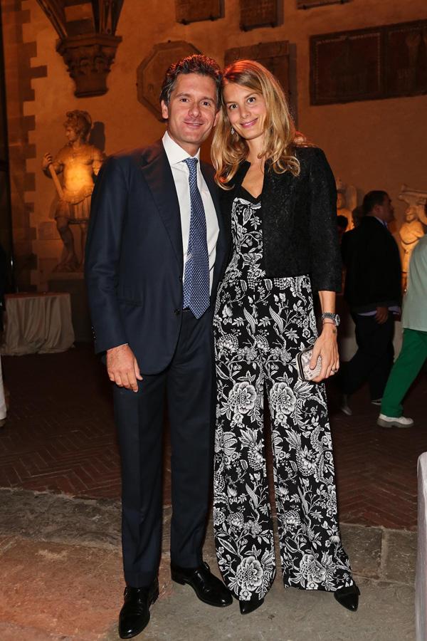 Pierettore and Ginevra Olivetti Rason