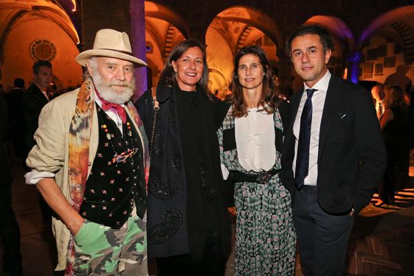 Wanny Di Filippo, Monica Mazzei, Doris Kovacs and Felice Limosani