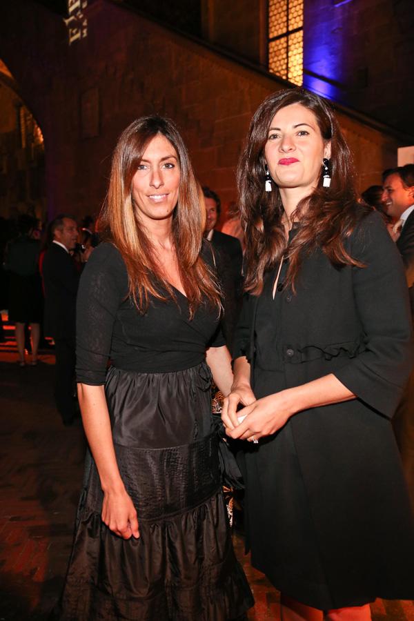 Valentina Viglione and Elena Gori