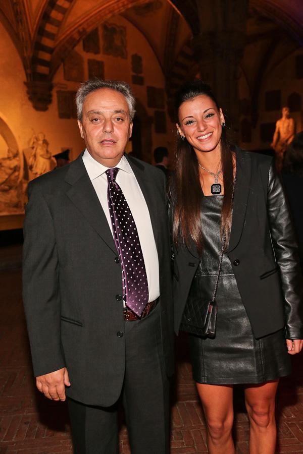Furio and Camilla Velona