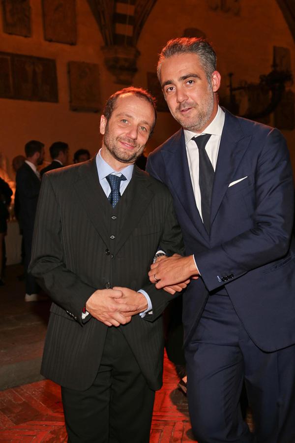 Riccardo Ventrella and Matteo Parigi Bini