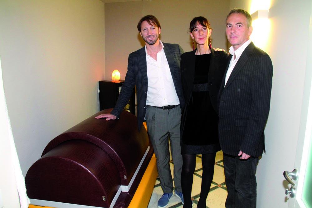 pressphoto, Firenze Inaugurazione centro benessere Bellessenza Maria Formantini, Mauro Marcolin, Bob Salton